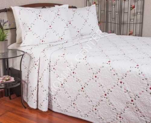 Begonville Lianna Krem Yatak Örtüsü Tek Kişilik | Begonville | Yatak Setleri