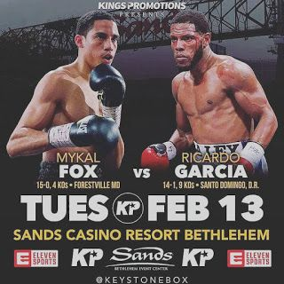 The Weigh-In: King's Promotions Present Live Professional Boxing...