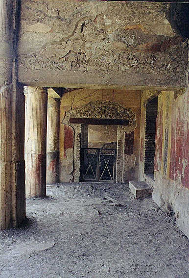 Bath House of Pompeii
