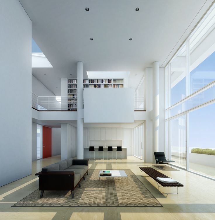 Robin Lechner Interior Designs What Room Is Considered As: 743 Best Richard Meier Images On Pinterest