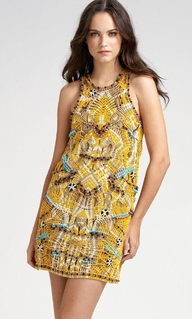 Тема «Макраме выходит на подиум. Часть 2» на сайте «Мода» - МирТесен
