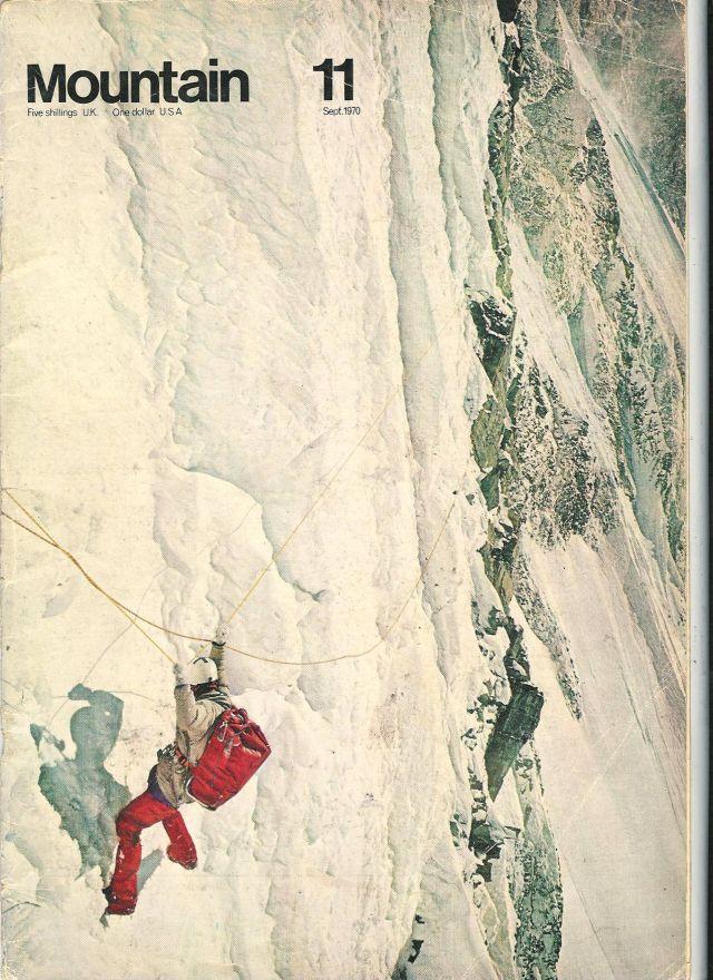 1971 Ian Clough, Annapurna