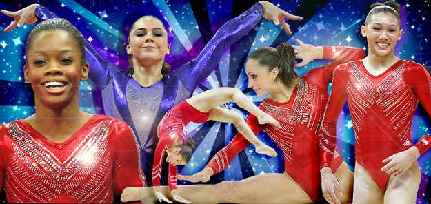 Everything You Ever Wanted To Know About Team USA's Gymnastics Leotards