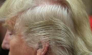 Drumpf Takes Propecia, A Hair-Loss Drug Associated With Mental Confusion, Impotence   The Huffington Post