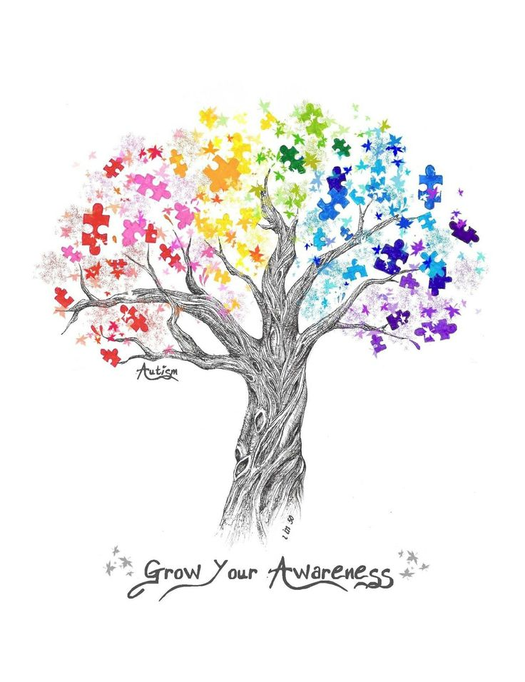 Autism - Grow your awareness!