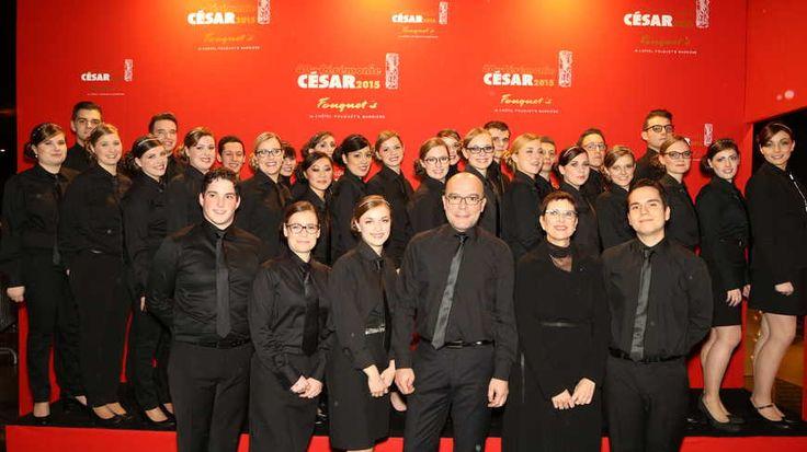 Des lycéens eurois serviront au Fouquet's pour les César 2016