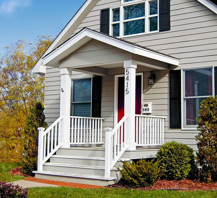 Small Covered Front Porch Designs: 65 Best Exterior Of Home Images On Pinterest