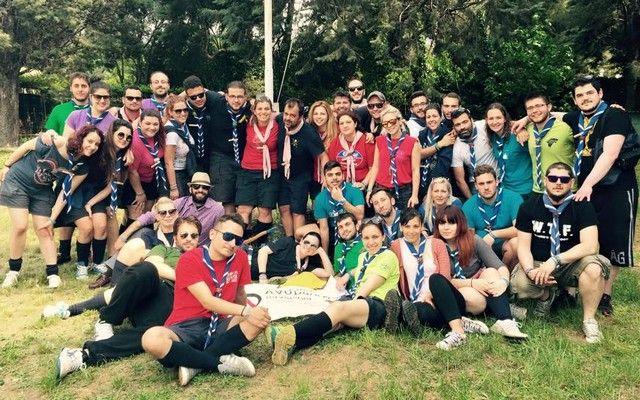 Πρόσκοποι Αλεξάνδρειας συμμετείχαν στην Ειδική Εκπαίδευση «Παιχνίδι - Τραγούδι»