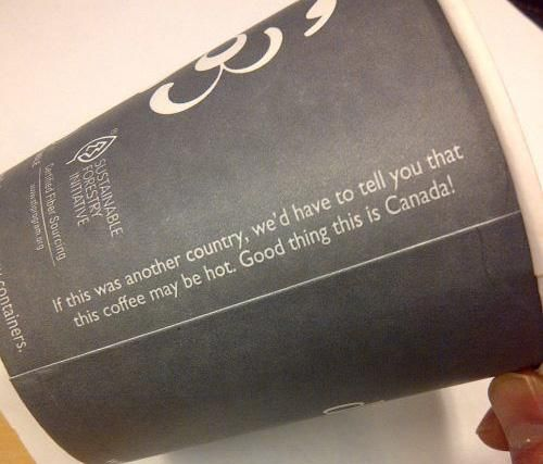 Well played Canada.