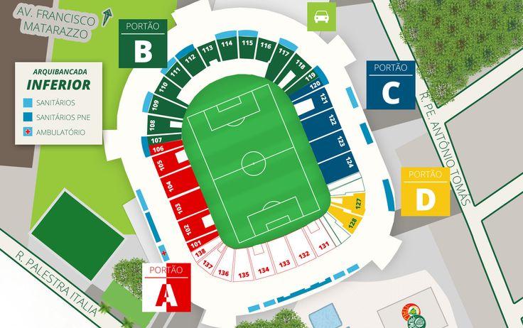 18 mil ingressos vendidos para duelo com Corinthians venda geral pela internet...