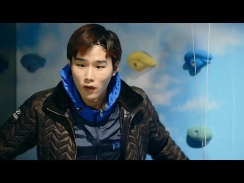 The North Face - Climb and Jump By INNORED, Seoul - http://www.theinspiration.com/2014/10/north-face-climb-jump-innored-seoul/