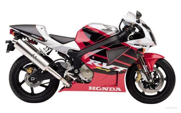 Honda VTR 1000 RC51 SP1 2000