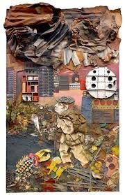 Resultado de imagen para collages berni. imágenes