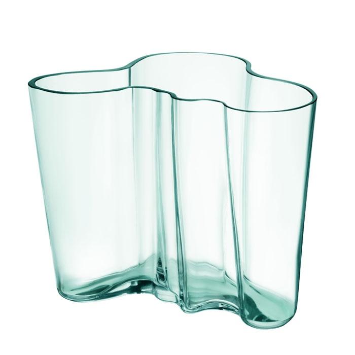 Iittala Alvar Aalto Vase Water Green Alvar Aalto Green