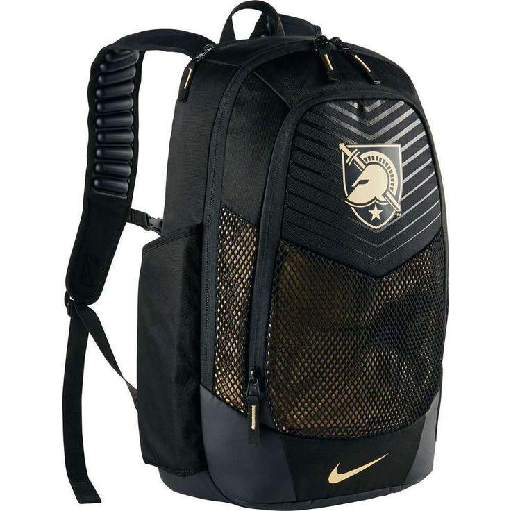 Army College West Point Nike Air Max Bookbag Backpack New BA5285 010 RARE #Nike #Bookbag