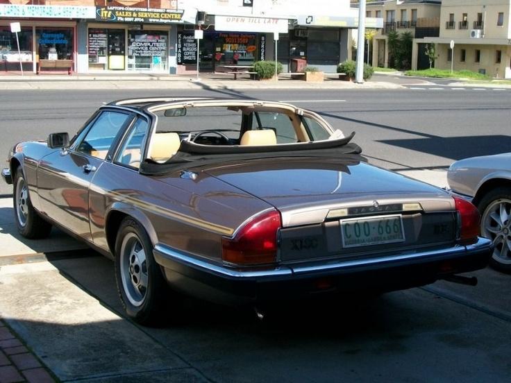 1985 jaguar xjs cabriolet