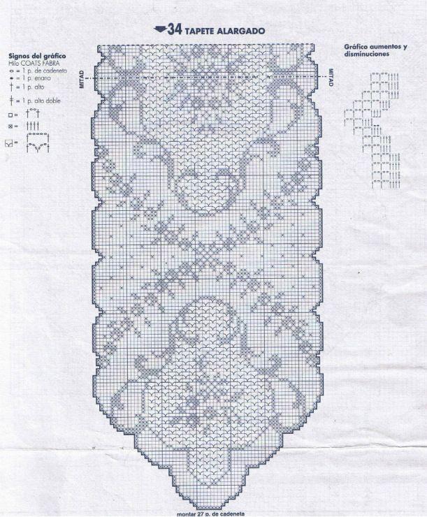 278 best Doilies to crochet images on Pinterest | Crochet doilies ...
