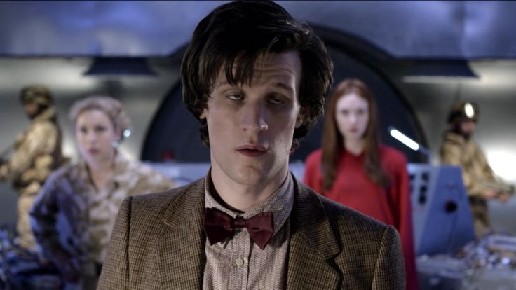 This is what happens when I pause a show. In this case doctor who.