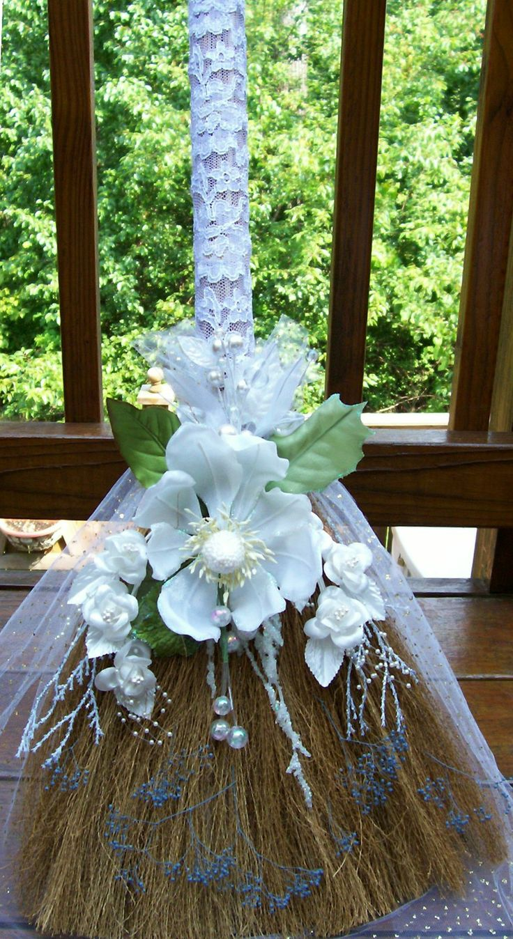 jumping the broom has crossed my mind before it symbolizes a lot!
