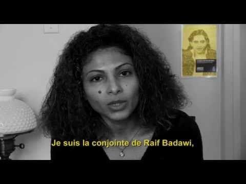 Liberté pour Raif Badawi