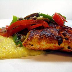 Cajun Tilapia Recipe - good link to check out a nice cajun spice recipe too