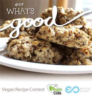 We love whole home cooked mouth watering vegan food. Now the Ethical Ocean Vegan Recipe Challenge is looking for the very best vegan dish around–good for the planet, healthy to eat, and downright delicious. Vote everyday to choose the winner. Just for voting you'll be entered to win a $250 Gift Card from Ethical Ocean or a 1 year subscription to Vegan Cuts' Snack Pack!