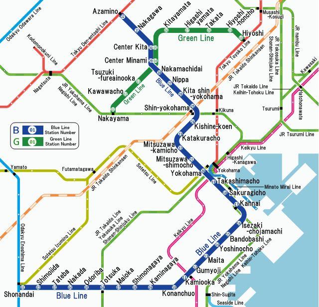 bee line transit system map pdf