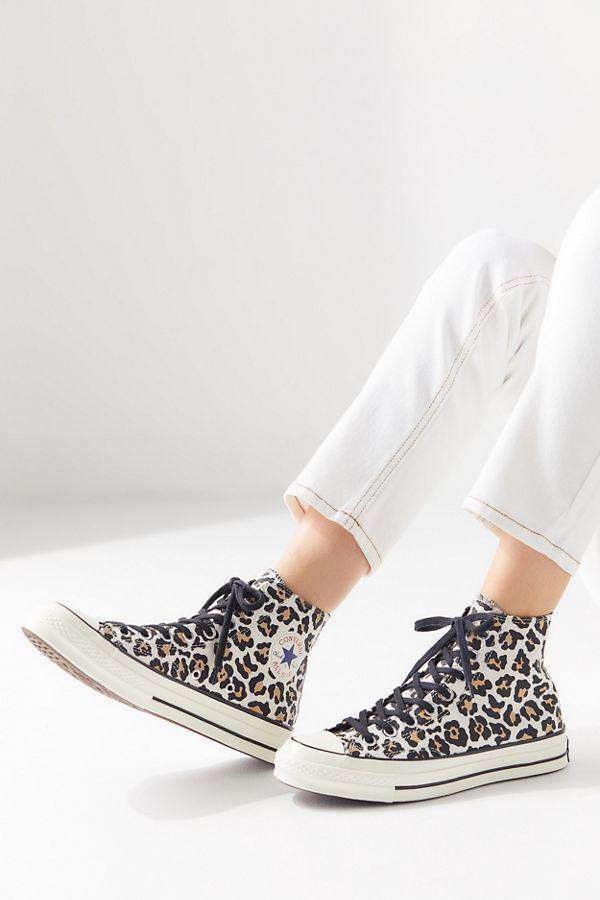Converse Chuck 70 Leopard High Top