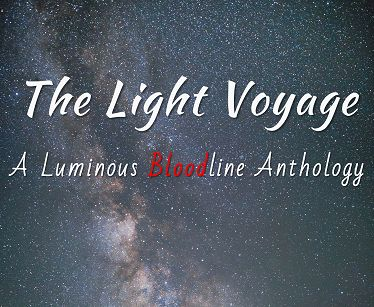 It is with deep gratitude that I can share my very first eBook with you.   The Light Voyage – A Luminous Bloodline Anthology originates from Luminous Bloodline's Blog, founded in 2016. It is a collection of the painted words – poetry and posts – that have been published over the last year. This book is about the Hope and Light in the midst of despair and darkness. It is a spiritual lifestyle painted in words to encourage, motivate and be a light in the darkness.  You can purchase a copy…