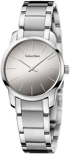 Women's Calvin Klein ck City Stainless Steel Watch K2G23148