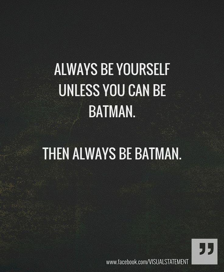 #batman!