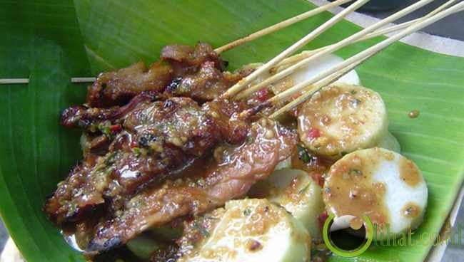 Sate Kere from Solo,Indonesia