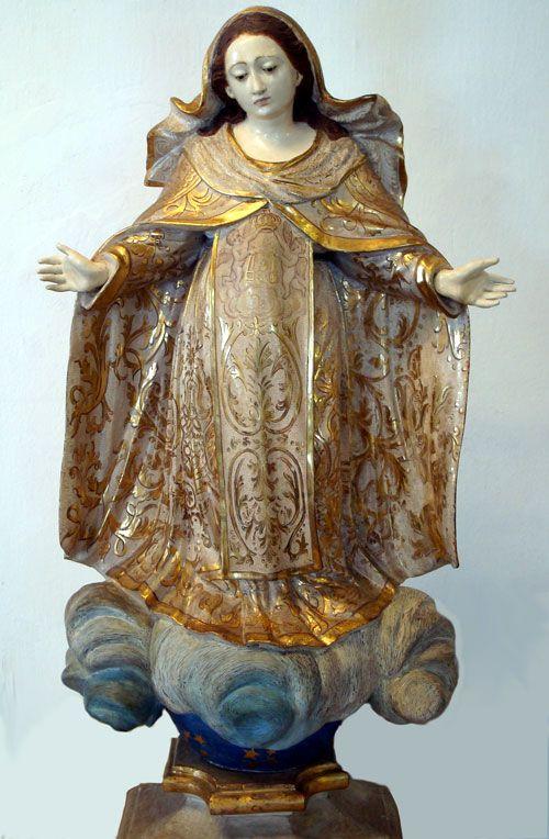 Nossa Senhora das Mercês - Padroeira do Peru