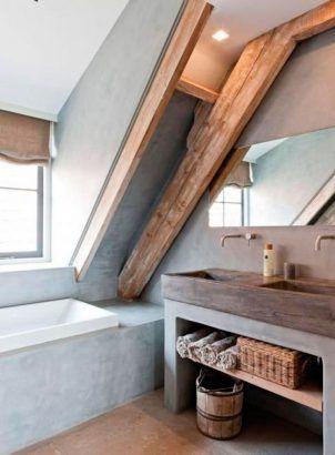 15 idées pour salle de bains tadelakt | House by the Sea ...