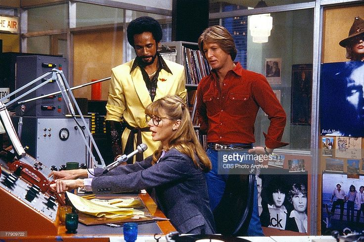 I thought Bailey was so hot! lol----Image result for Jan Smithers as Bailey--  American actress Jan Smithers (as Bailey Quarters) operates the broadcast booth, watched by
