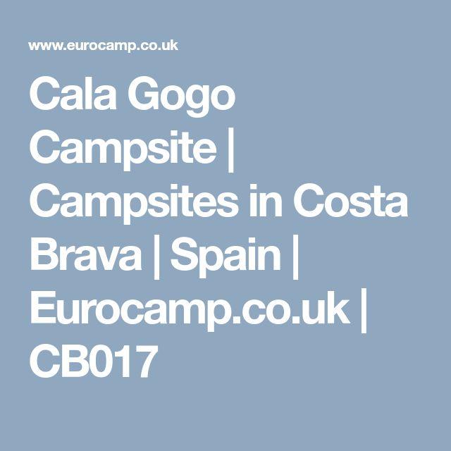 Cala Gogo Campsite | Campsites in Costa Brava | Spain | Eurocamp.co.uk | CB017
