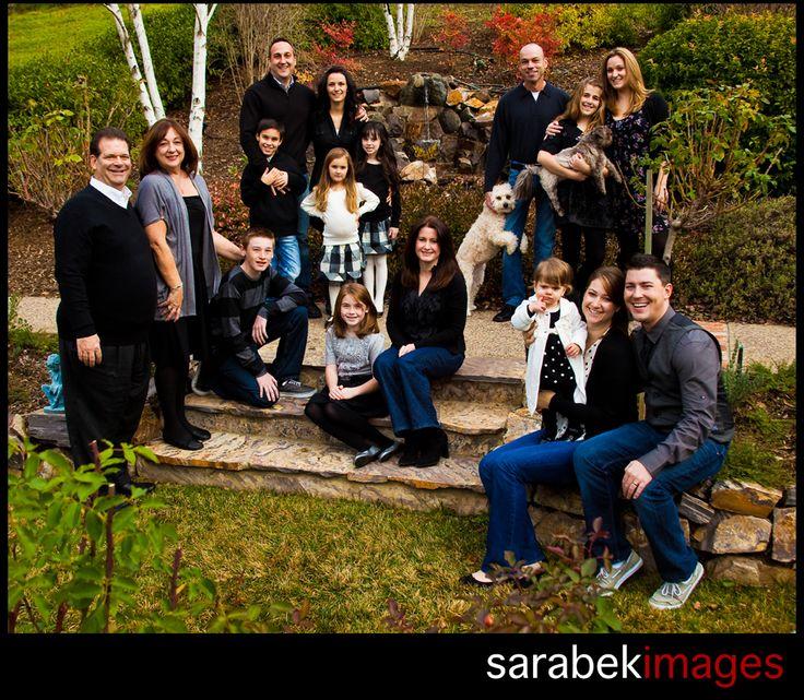 Family Photo Ideas Pinterest: Large Family Photo Ideas