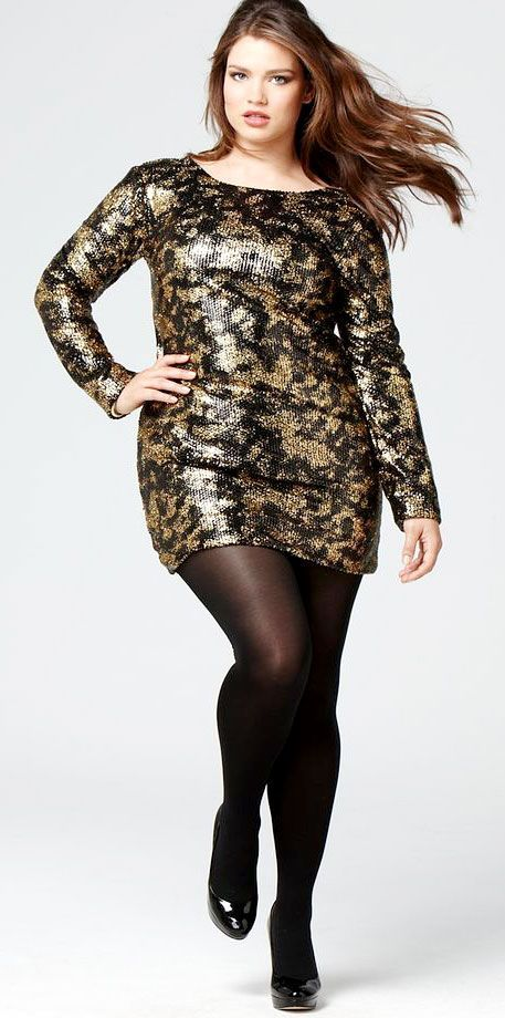 cheap plus size club dresses with sleeves