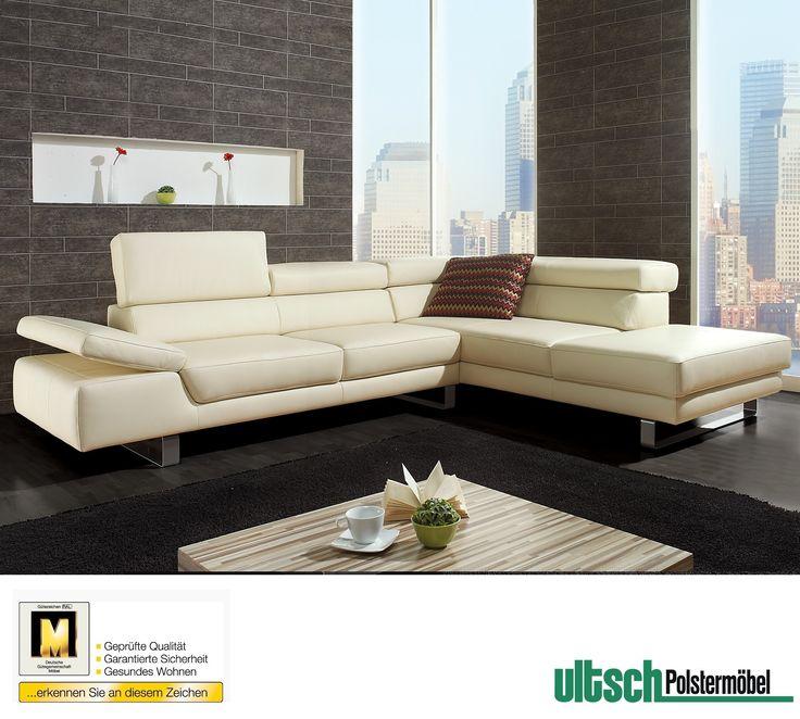 25 best ideas about ecksofa leder on pinterest ecksofa. Black Bedroom Furniture Sets. Home Design Ideas
