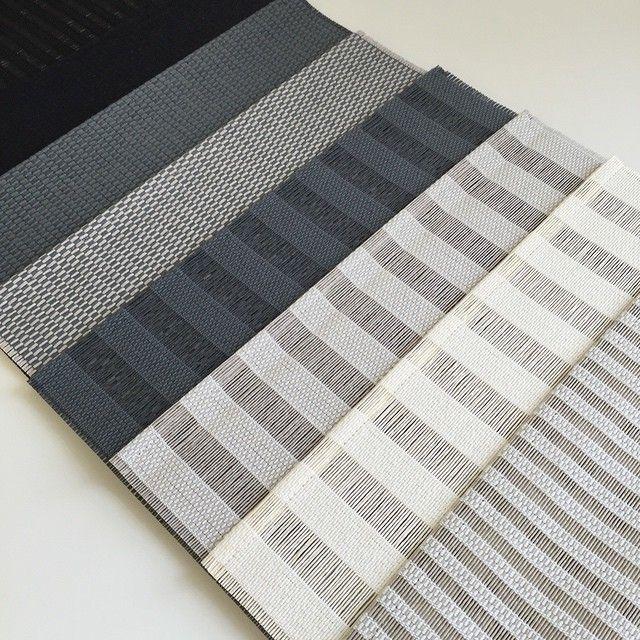 Woodnotes blind fabrics.