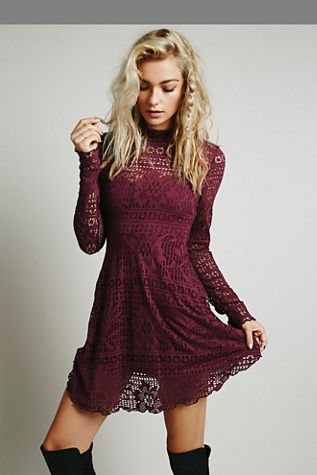 Free People Dinner Date Dress on shopstyle.com