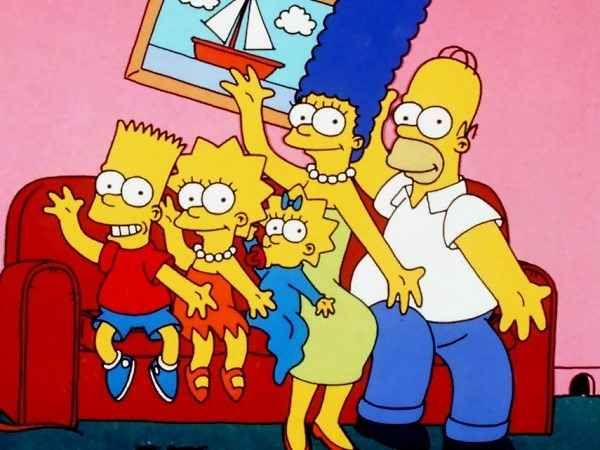 "Having to watch The Simpsons behind your parents' back because it was ""not a show for children."""