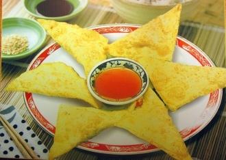 Crab Rangoon By Sino 1 Chinese Sushi In Orlando Fl