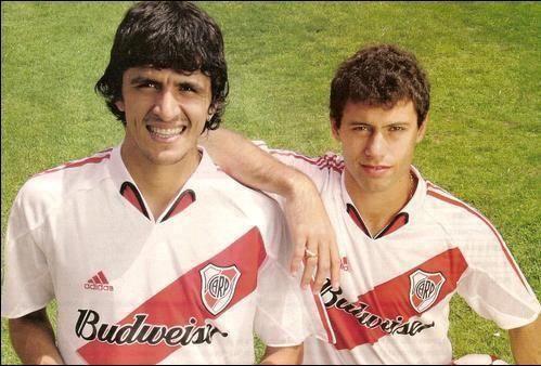 Luis Gonzalez. Javier Mascherano. River Plate