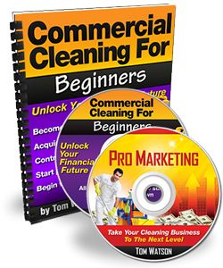 how to start a commercial cleaning business from scratch