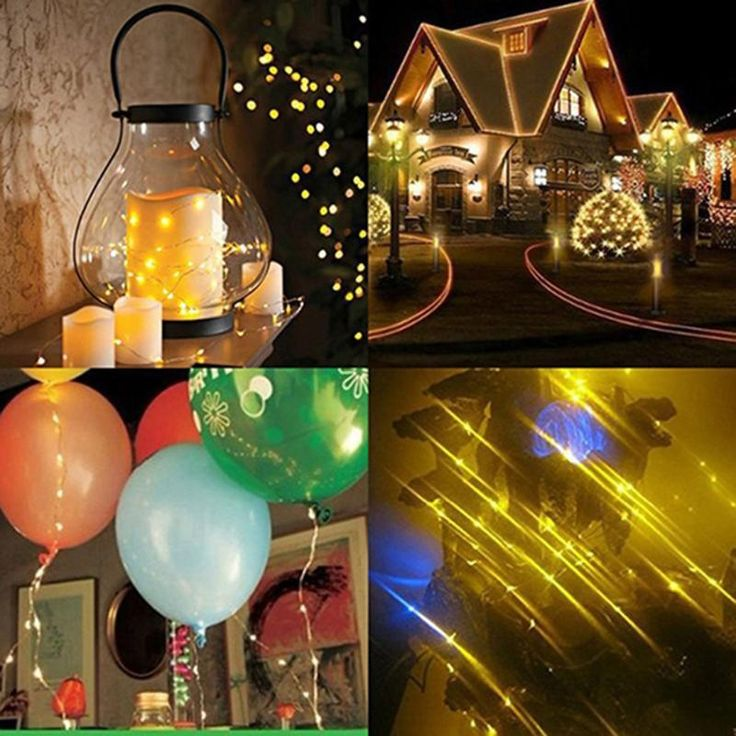 10m 100led string lights 45v usb powered outdoor colorfulrgb copper wire christmas tree - Usb Powered Christmas Lights