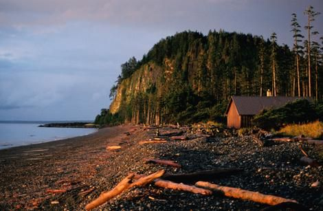 Haida Gwaii - Canada - 'Galapagos of the North'  Remote, scenic, & species found nowhere else in the world