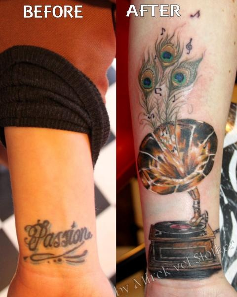25 Best Tattoo Cover Up Images On Pinterest