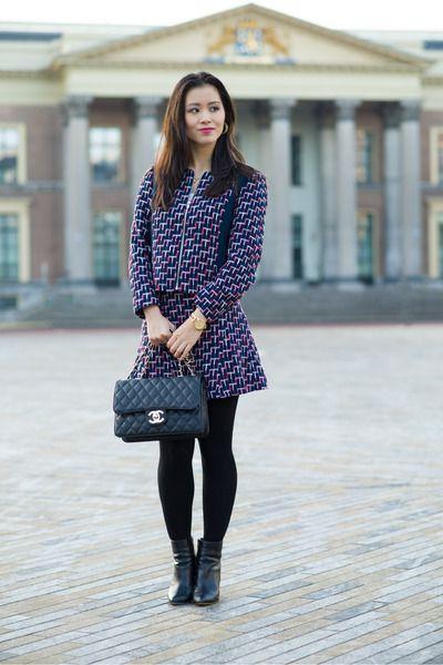 Outfit: Mantelpakje