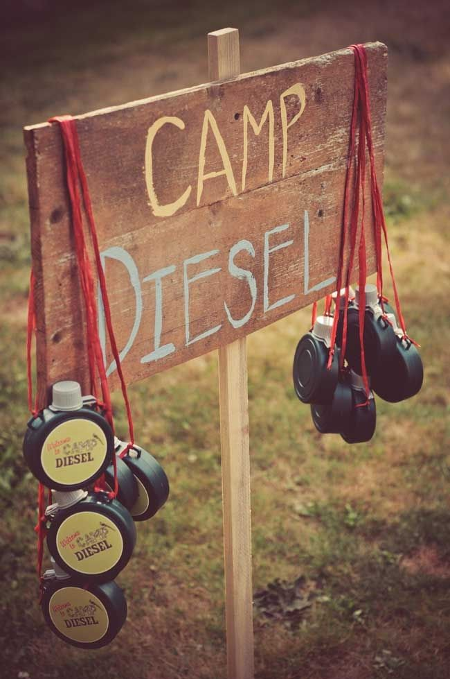 23 Awesome Camping Party Ideas